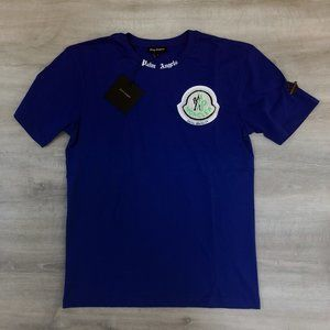 Moncler&Palm Angels Short Sleeve T-Shirt